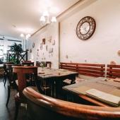 Общий вид - ресторан Petrus-ь
