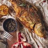 Постное меню - рыба