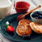 Завтраки в Petrus-ь