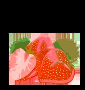 Strawberries menu